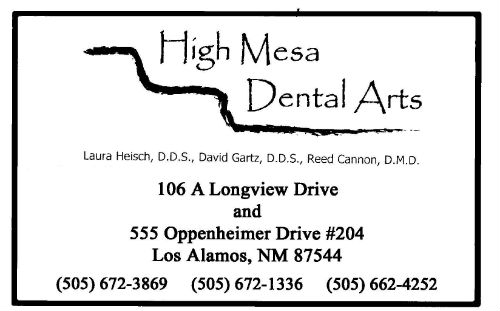 High Mesa Dental Arts