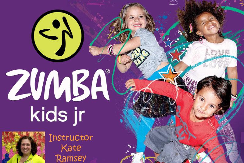 Family Strengths Network :: Zumba Kids Jr
