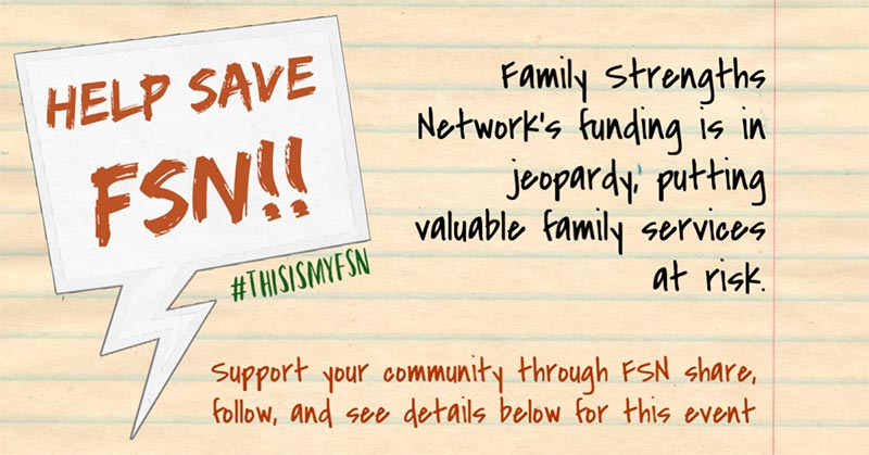 Save Family Strengths Network