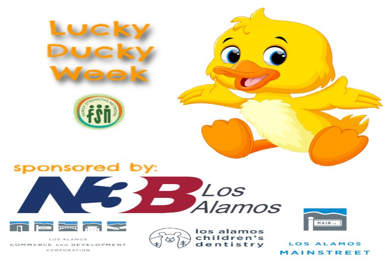 Family Strengths Network :: Lucky Ducky Week