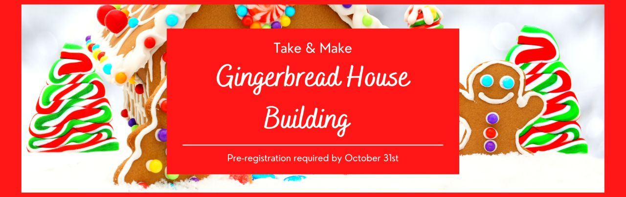 Family Strengths Network :: Gingerbread House Building
